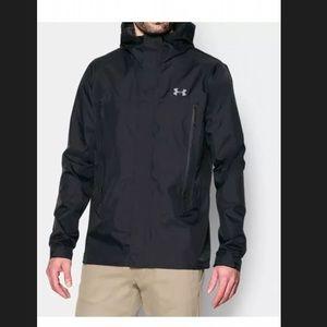 NWT Under Armour Hurakan Paclite Gore-Tex jacket
